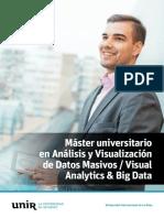 M O Analisis Visualizacion Datos Masivos Visual Analytics Big Data Esp
