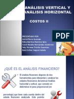 Analisis Vertical y Horizontal Exposicion