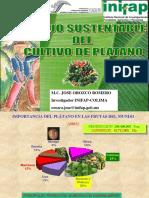 Manejo Sustentable de Plátano (Yucatan)