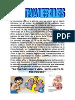 Dia Contra La Tuberculosis