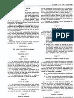 Estabelecimentos Alimentares - Legislacao Portuguesa - 1986/08 - DL nº 253 - QUALI.PT