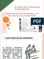 Curso Supervisión Eficaz y Liderazgo Efectivo