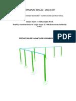 Memoria de Cálculo Igt-estructuras de Cerramiento