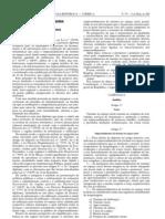 Estabelecimentos Alimentares - Legislacao Portuguesa - 2002/03 - DL nº 54 - QUALI.PT