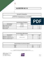 Alveoter Gc 10