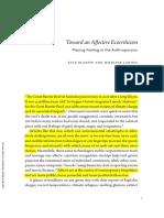 Affective Ecocriticism