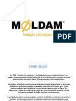 Portfólio Moldam