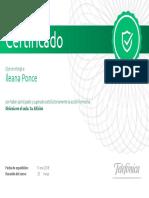 certificado dislexia