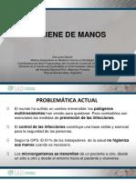 Prevención de neumonía asociado a ventilación mecanica