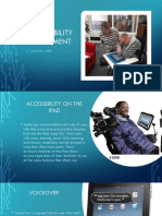 accessibility assignment