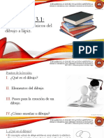 Lección 3.1 Elementos Pictóricos Del Dibujo