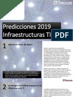 Predicciones de Infraestructura TIC 2019 (IT Trends)