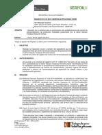 Informe Centro Genaro