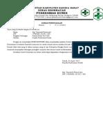 Surat Pernyataan SISRUTE