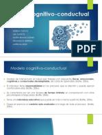 Modelo Cognitivo Conductual