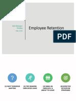 SAI Employee Retention for Handouts