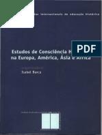 Educação Histórica e Literacia Histórica