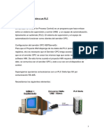 conexión PLC sx2