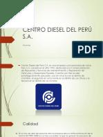 Centro Diesel Del Perú - Auditoria