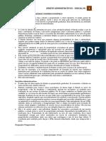 Resumo Administrativo - M1