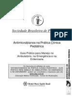SBP Antimicrobianos Na Prática Clínica
