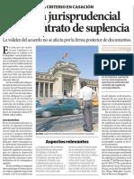 Doctrina jurisprudencial sobre contrato de suplencia.pdf