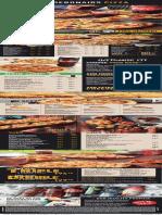 69284 Debonairs Pizza October 2018 Menu TA Full Menu