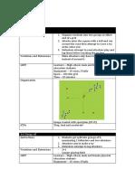 tutorial notes week 2