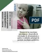 CARTILLA atencion niños con cancer
