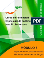 Biogas Modulo5 Operacion y Mantencion Plantas Medianas y Grandes 11 2017