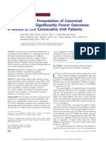 44 Emergency First Presentation of Colorectal Cancer Predicts Significantly Poorer Outcomes a Review of 356 Consecutive Irish Patients