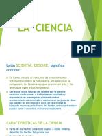 La Ciencia Exp.