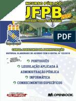 UFPB 2019 - ASSISTENTE EM ADMINISTRAÇÃO.pdf