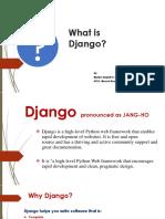 What is Django_Madhu