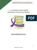 Plan Regional de Cancer