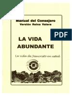 La vida abundante. Manual del Maestro.pdf
