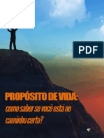 2018 Workbook Proposito de Vida