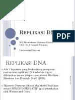 Replikasi DNA NW