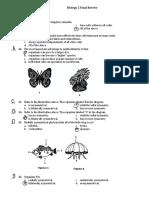 biology 2 final review