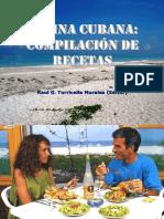 Cocina Cubana_ Compilacion de r - Raul G. Torricella-Morales (Edi