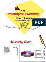 education philosophy