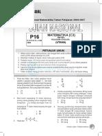 Matematika 2007