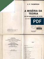 THOMPSON, E. P. A miséria da teoria.pdf