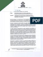 Medidas de la Procuraduría para la Amazonía