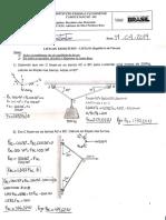 Lista 1 - Mecânica Dos Materiais
