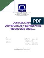 Contabilidad de Cooperativas y Empresas de Producción Social (1)