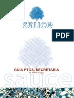 Guia PTGS Secretaria