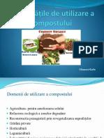 Modalitățile de Utilizare a Compostului