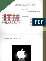 ITM Apple pbl