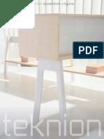 TEKNION Expansion Cityline Brochure - bluespace interiors